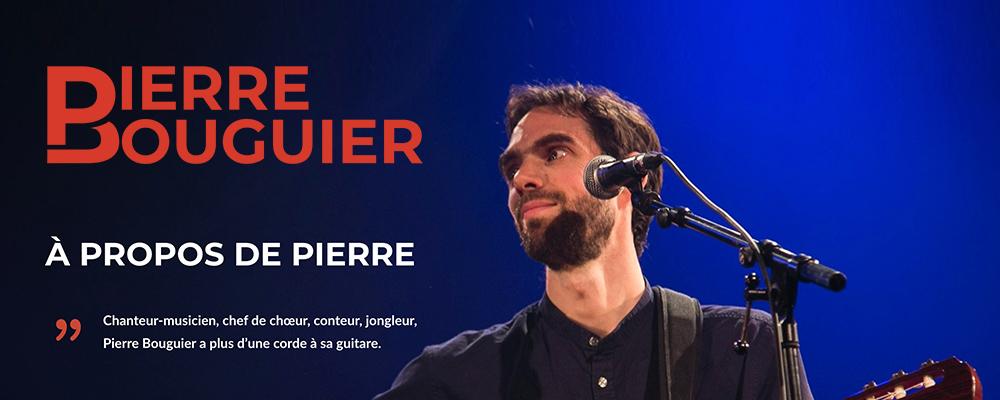 Logo Pierre Bouguier Waostudio