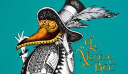 Illustration : Le masque Bec