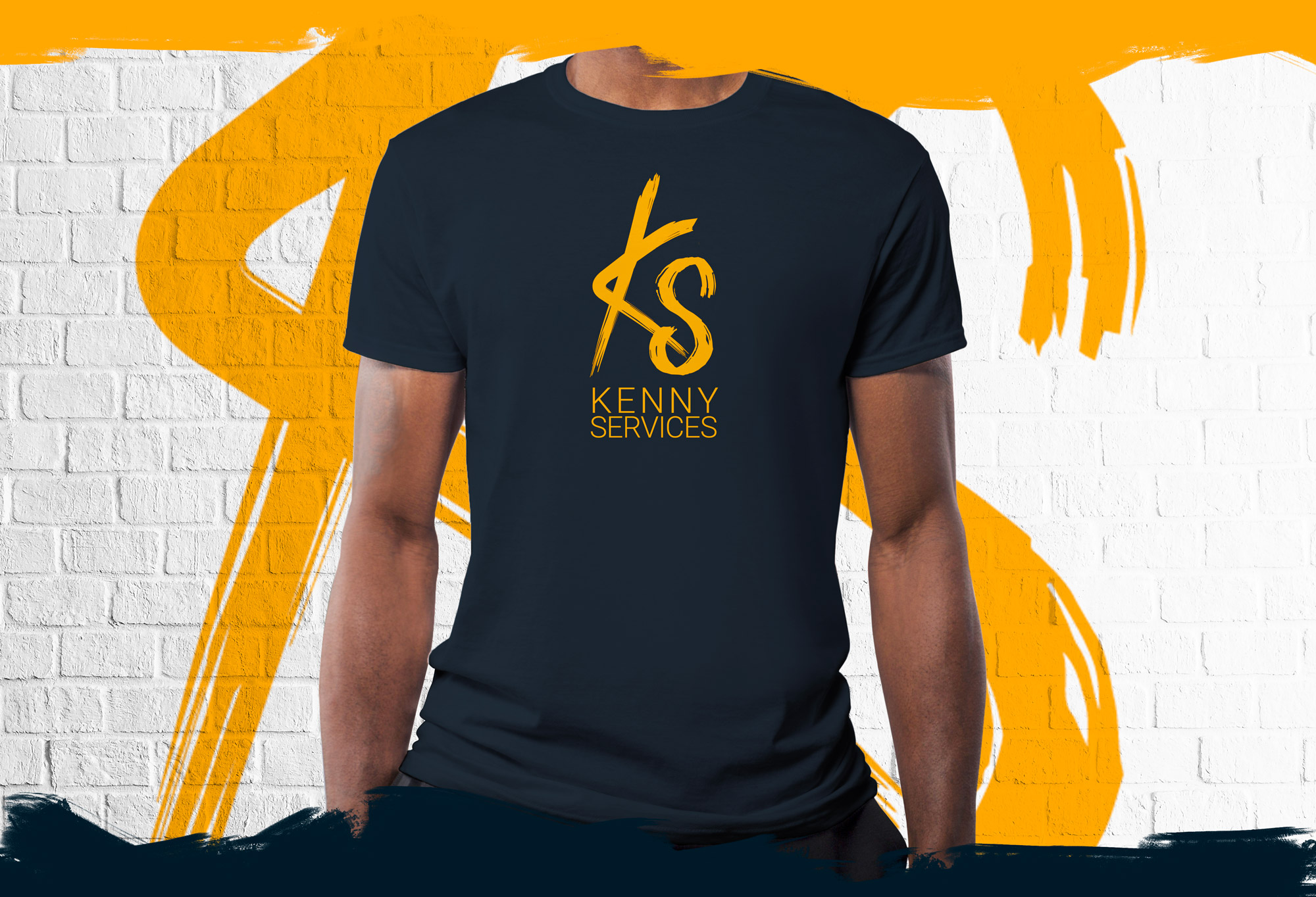 Tee-shirt kenny services