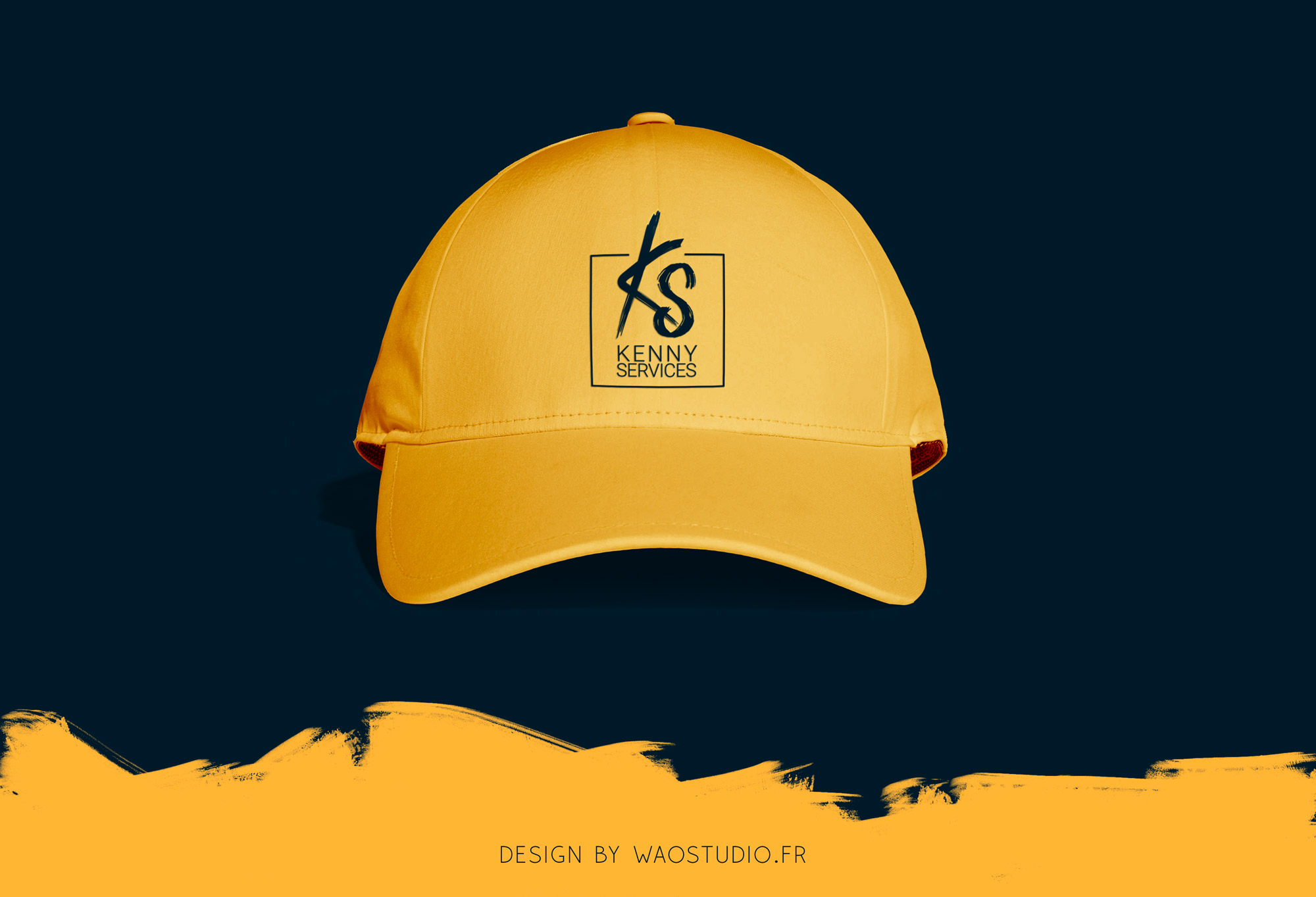 Casquette kenny services